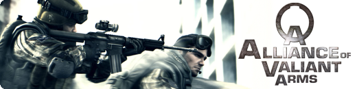 Alliance of Valiant Arms (AVA)
