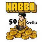 50 HABBO Credits