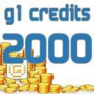 G1 Credits 2000